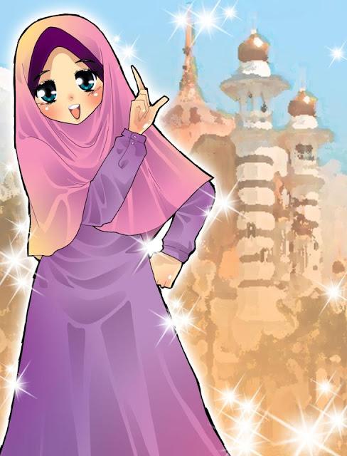 Muslimah sejati akan menghiasi keperibadiannya dengan budi pekerti ...