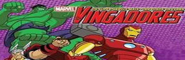 Assistir Os Vingadores - Homem de Ferro - Volume 3 Temporada Online