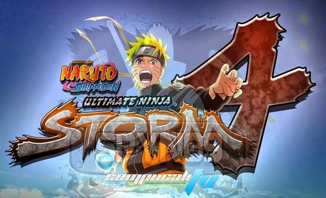 Naruto Shippuden Ultimate Ninja Storm 4 Llegara en 2015