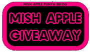 Mish Apple GiveAway