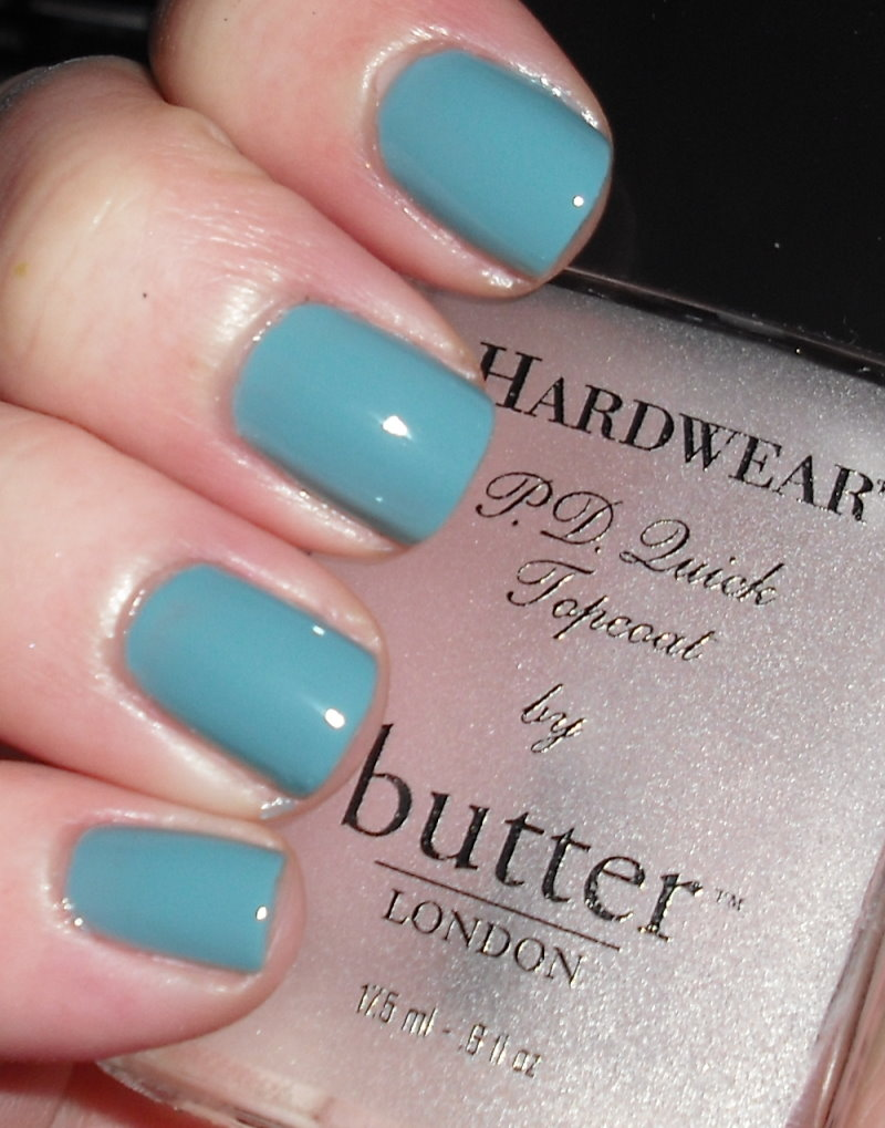 Imperfectly Painted: butter LONDON Nail Foundation Base Coat ...