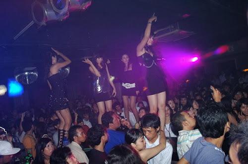 Gadis Gadis Hiburan Malam Semarang