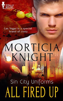 Author of the Month: Morticia Knight