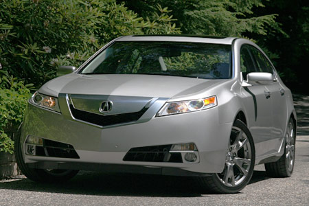 Acura Review on 2012  Acura Tl Reviews   Automotive Cars