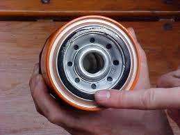 install new oil filter