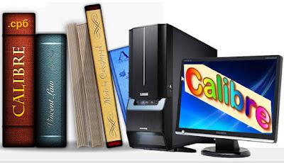 calibre - knjige