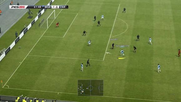 pes 2013  crack for gta