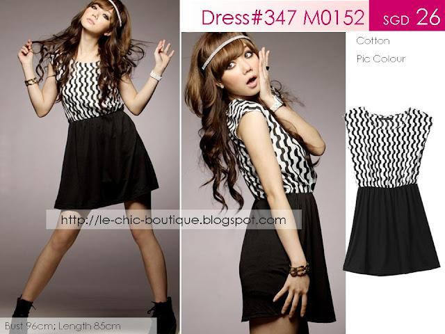 Blogshop Fashion Dress