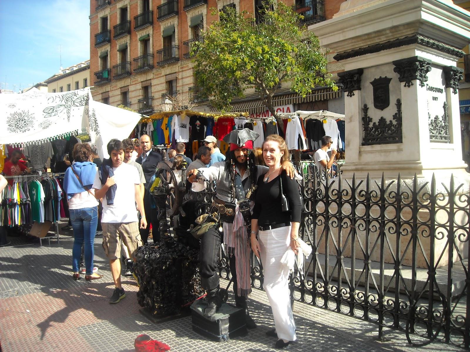 El madrid de los artesanos barquilleros de madrid - Artesanos de madrid ...