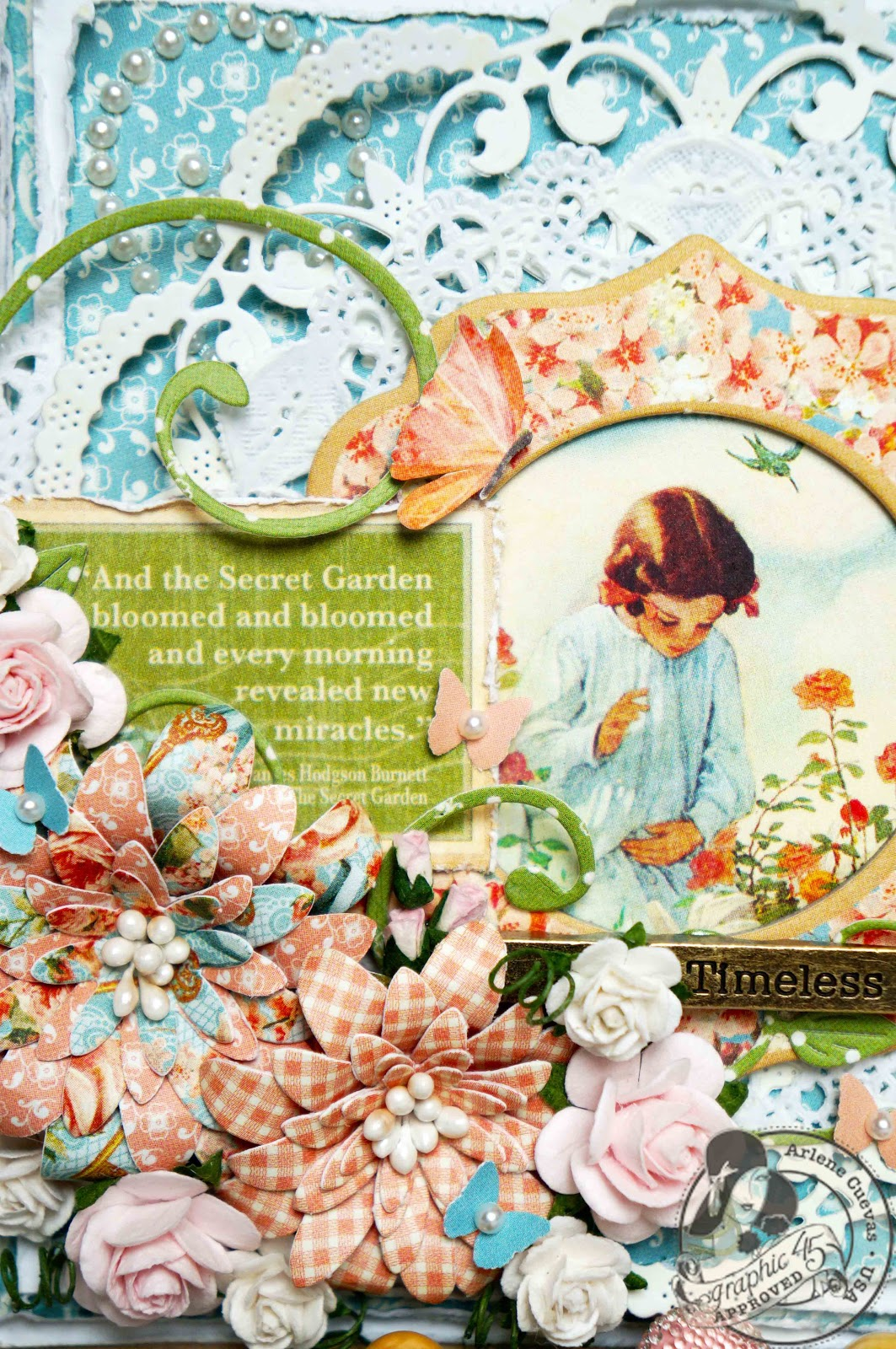 essay on the secret garden The secret garden, written by frances hodgson burnett, is a charming book   full books or essays about frances hodgson burnett written by other authors.