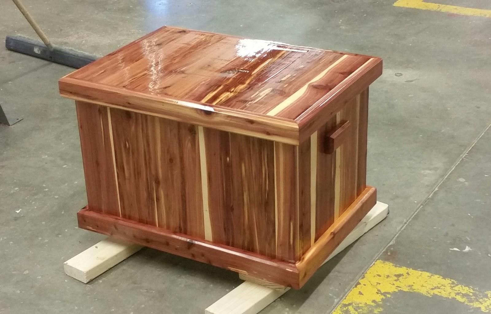 Handyman How 2: Making a Cedar Chest