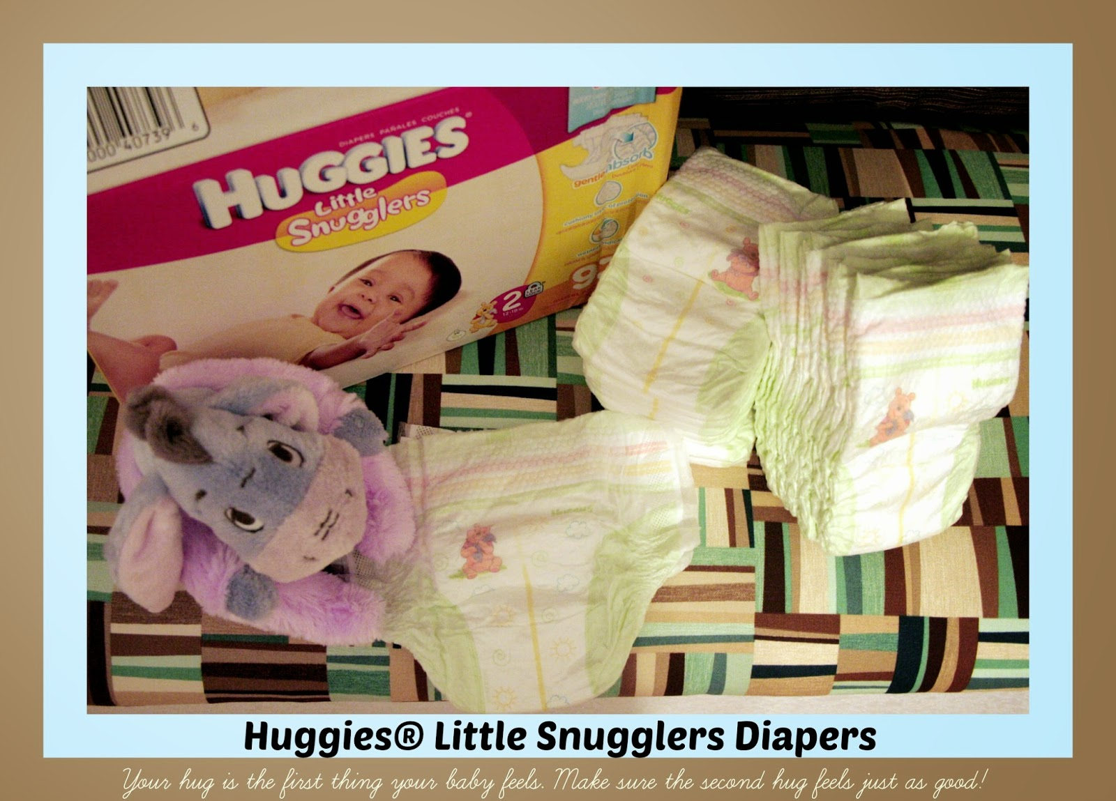 Huggies® Little Snugglers Diapers are OUR GO TO! #MC #Sponsored
