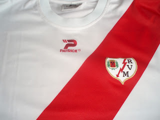 camiseta del Rayo Vallecano, Patrick