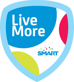 LiveMore Badge, LiveMore Badge by Smart, First Foursquare Philippines badge