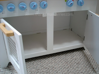 Guidecraft play kitchen