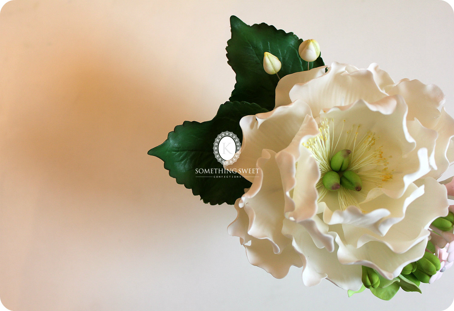 how to make wired gumpaste flowers