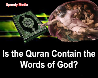 Who wrote the quran according to the muslims the quran contains the