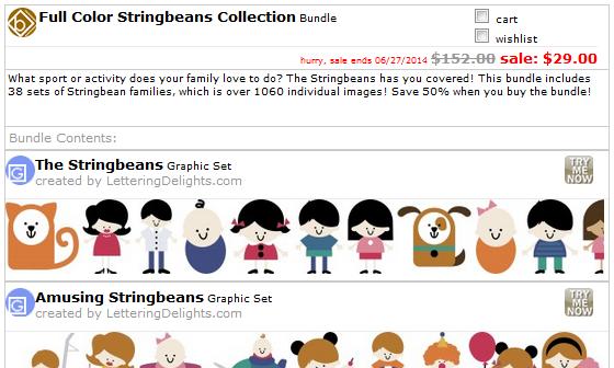 http://interneka.com/affiliate/AIDLink.php?link=www.letteringdelights.com/bundle:full_color_stringbeans_collection-12189.html&AID=39954