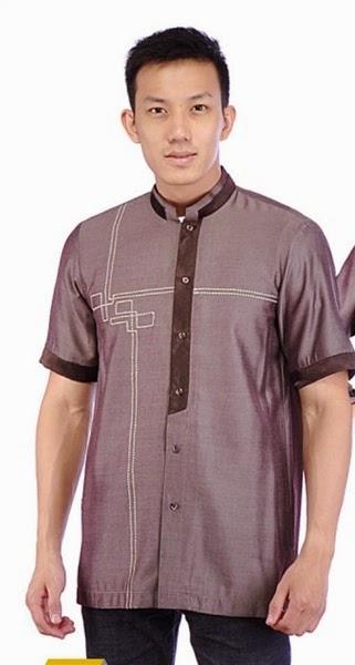 Model baju muslim modern terbaru untuk laki-laki Model Baju Muslim Modern Terbaru untuk Pria