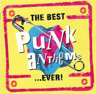 Capa do álbum The Best Punk Anthems …Ever!