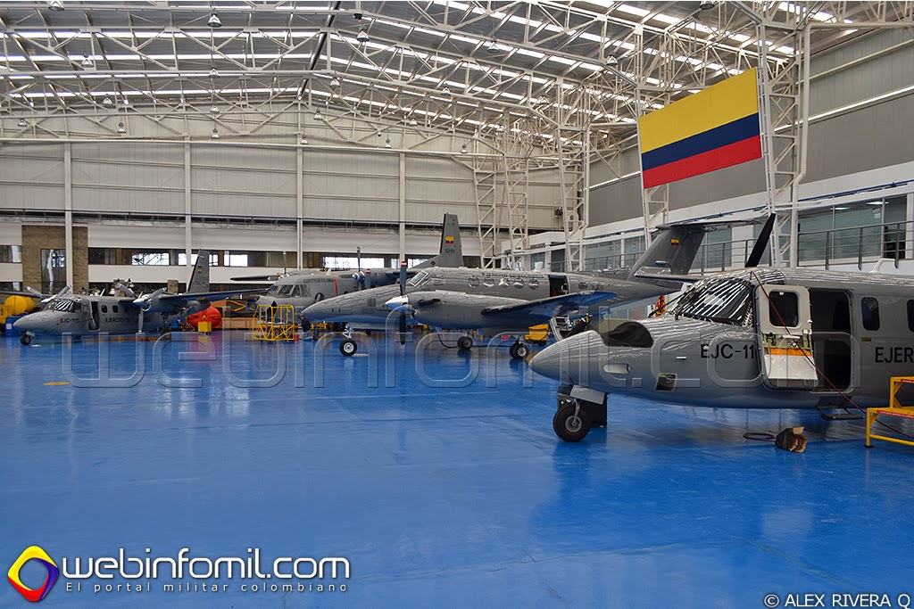 King Air Ejercito Colombia C-90