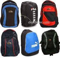 Flipkart BackPacks Offers Upto 61% off