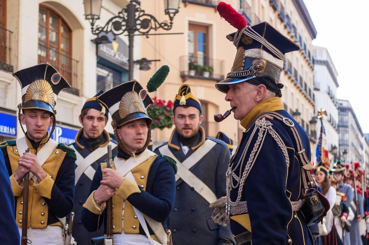 Los sitios de Zaragoza - III Recreación de los Sitios de Zaragoza 2015