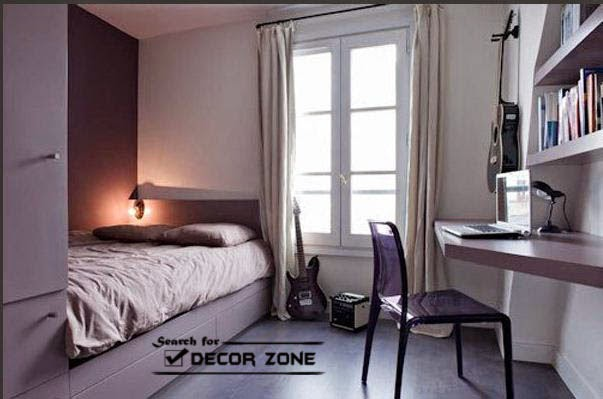 Small Bedroom Ideas, Designs And Decorating Tips 8 Fantastic Ideas For A  Small Bedroom. ... Square Meters Of Spaciusness And It Is Difficult To Feel  At Ease ...