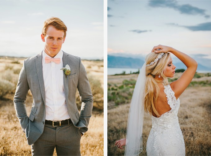 Desert Romance Styled Wedding Inspiration Shoot