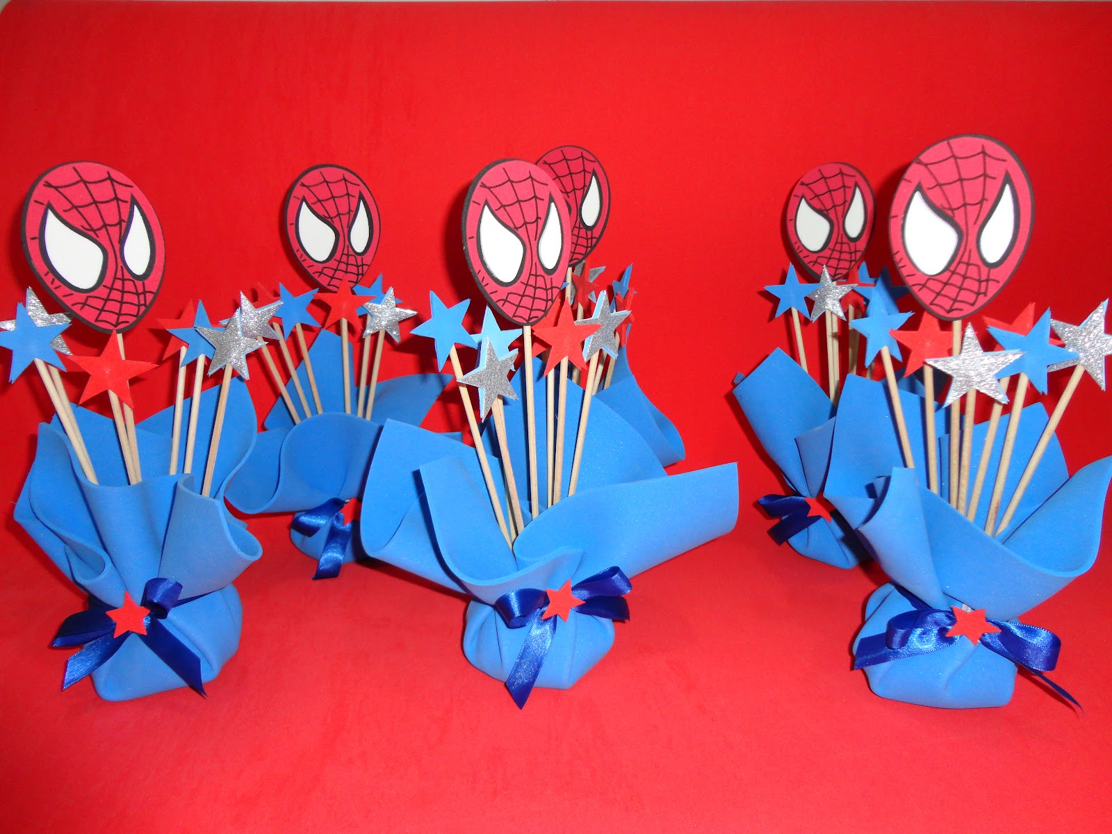 Aniversário Homem Aranha – Fotos e Dicas para Decoração