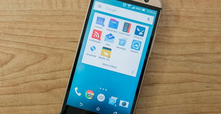 Aplikasi Android Material Design