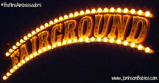The fairground, Butlins Bognor Regis