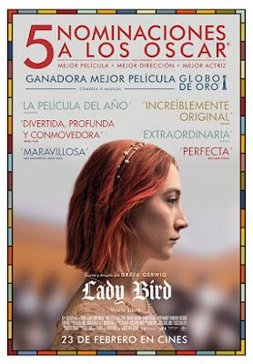 Lady Bird en Español Latino