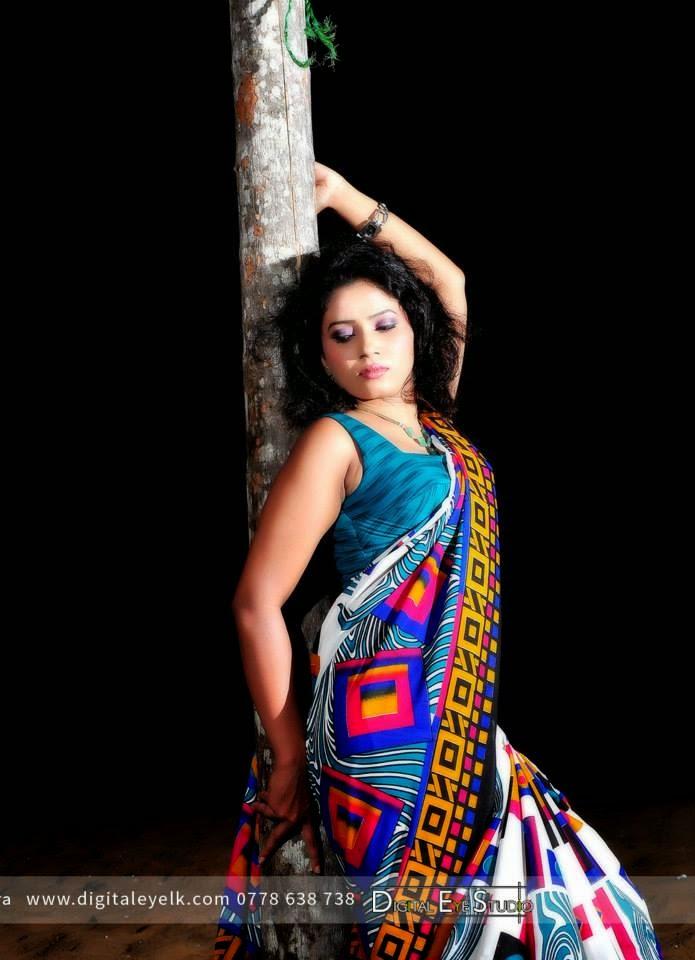 Theja Nadeeshani sl model