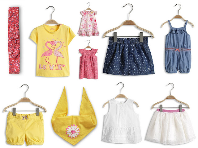 Esprit baby girl summer clothing wishlist