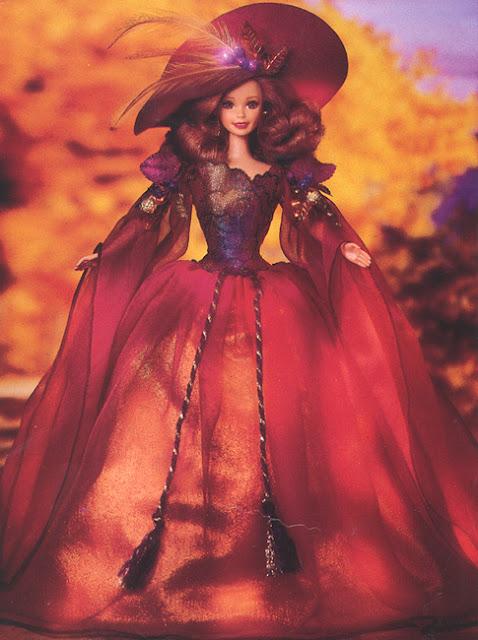 Autumn Barbie