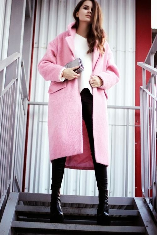 STYLE: PINK coats   The Ghent Chronicles