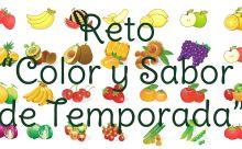 """RETO """"COLOR Y SABOR DE TEMPORADA"""""""