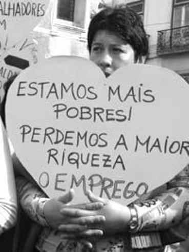 Portugal: Redução do subsídio afectará perto de 123 mil desempregados