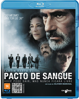 Filme Poster Pacto de Sangue BDRip XviD Dual Audio & RMVB Dublado