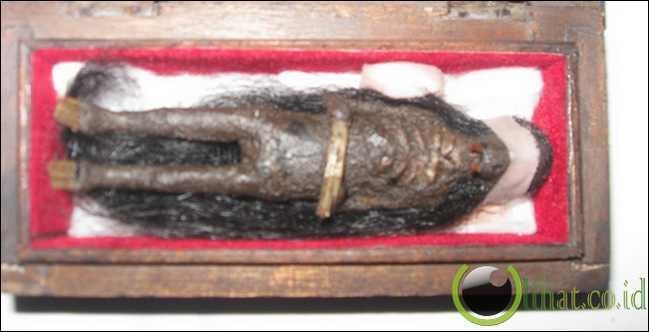 Jenglot berusia ribuan tahun