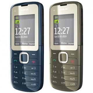 Nokia C2-00 RM-704 Flash File V03.99 Free Download