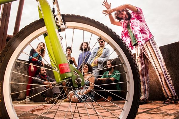 Gustavito e a Bicicleta - Quilombo Oriental