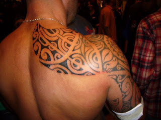 Back Tattoos for Guys