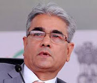 Shashi Kant Sharma, Comptroller and Auditor General ,CAG, Vinod Rai, Defence Secretary, IAS Officer, 1976 Batch, Bihar Cadre, Kerala, Kerala News, International News, National News