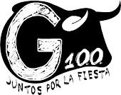 G100 JUNTOS POR LA FIESTA