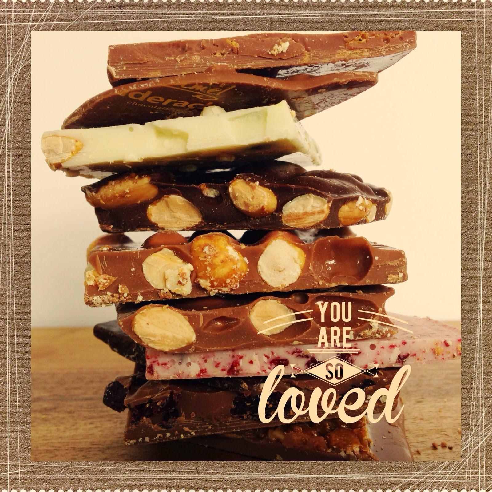 mit Strich und Faden | Laederach Schokolade