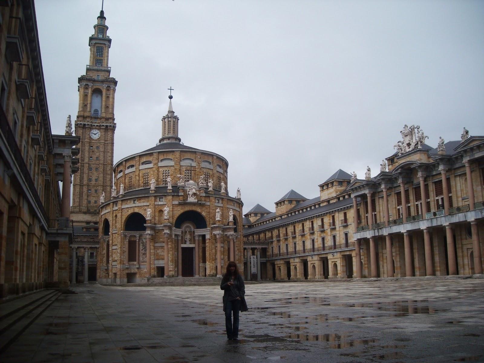 La laboral en Gijon, Asturias