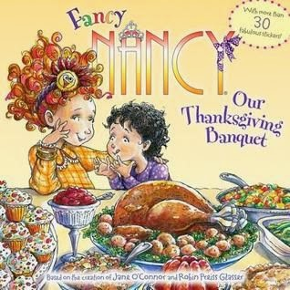 bookcover of OUR THANKSGIVING BANQUET (Fancy Nancy) by Jane O'Connor