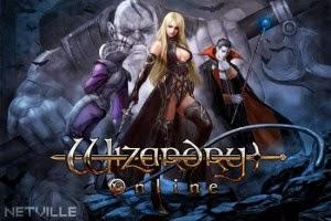 Браузерная игра wizardry online